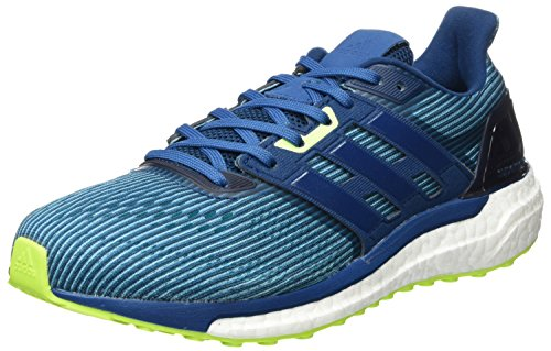 new product ec74a d542a adidas Supernova M, Scarpe Running Uomo, Blu (Vapour Night Core Blue)