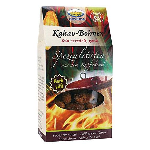 Govinda Kakaobohnen karamelisiert, BIO 100 g