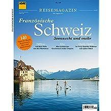 ADAC Reisemagazin Französische Schweiz