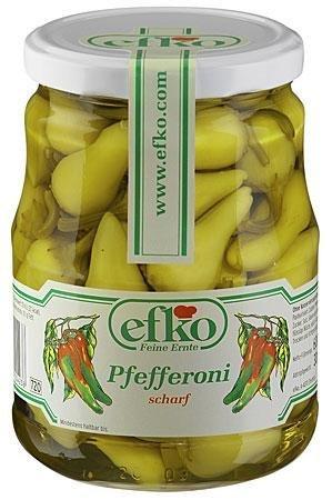 Efko Pfefferoni scharf