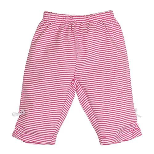 SALT AND PEPPER Baby-Mädchen Shorts B Capri Beach Stripe Mehrfarbig (Candy 802), 68