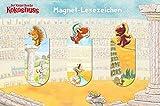 Der kleine Drache Kokosnuss - Magnet-Lesezeichen: 3er Set