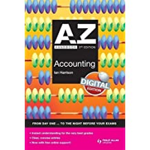 A-Z Accounting Handbook + Online 3rd Edition (Complete A-Z)