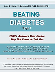BEATING DIABETES Type 1: 1000+ Answers Your Doctor May Not Know or Tell You (English Edition)