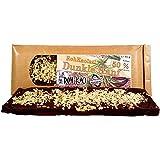 BIO Dunkler Hanf Kakaotafel 50% Kakao 1x 75g Tafel VEGAN CO2 Neutral - handgemacht