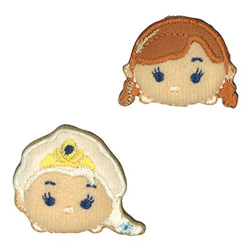 embleme Minoda Disney TSUM TSUM Anna & Elsa D01Y0482