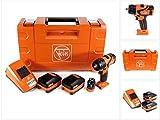 FEIN ASB 18 Q Select Brushless Li-Ion Akku Schlagbohrschrauber mit QuickIn Bohrfutter in Werkzeugkoffer