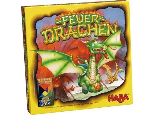 HABA- Dragones de Fuego (300897)