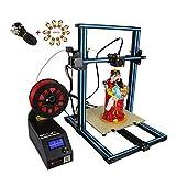 Wisamic Creality CR-10S Imprimante 3D Prusa I3 avec câble de rallonge de 1...