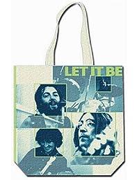 Beatles - Einkaufstasche Let It Be Colour