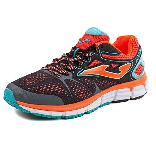 Joma Super Cross, Chaussures de Running Compétition Homme Noir