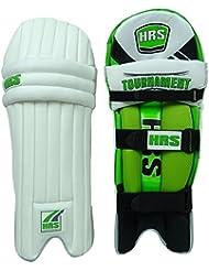 HRS Tournoi Lumière professionnel Poids Cricket Tapis droite-gauche Batting Leg Guard
