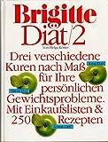 Brigitte Diät/2, die Idealdiät, die grüne Diät, die Aufbaudiät
