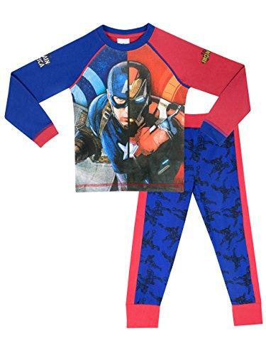 marvel-pigiama-a-maniche-lunga-per-ragazzi-di-civil-war-captain-america-4-5-anni