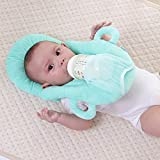 My NewBorn Baby Pillow Self- Nursing Feeding Support with Pillow and Bottle Holder