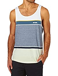 2017 Rip Curl Rapture Tank Top OPTICAL WHITE CTEWL4