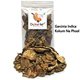 Dry Fruit Hub Kokum Phool 500gms Dried Mangosteen Slices (Garcinia Indica) – Pack of 500 Grams