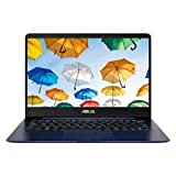 ASUS ZenBook UX430UA-GV414T 14 Inch Full HD Laptop (Blue Metal) -