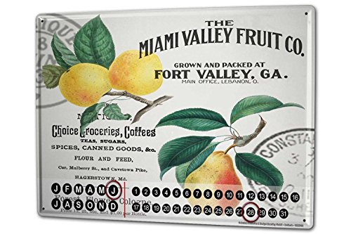 calendario-perpetuo-diversin-nostlgica-frutas-miami-metal-imantado