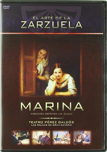 El Arte De Zarzuela: Marina [DVD]
