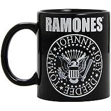 Ramones - Presidential Seal - Tasse schwarz in Geschenkkarton