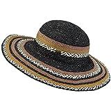 Barts Damen Sonnenhut Adios Hat, Mehrfarbig (Multicolore 0001), One Size