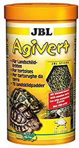Jbl - Aliment Tortue Agivert 250Ml