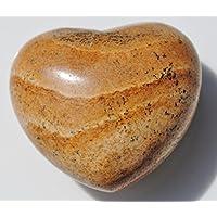Fossil Korallen-Edelstein, 45 mm, Herzform, in Geschenkbeutel preisvergleich bei billige-tabletten.eu