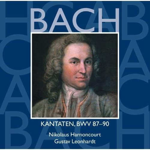 """Cantata No.88 Siehe, ich will viel Fischer aussenden BWV88 : VI Recitative - """"Was kann dich denn in deinem Wandel schrecken"""" [Boy Soprano]"""