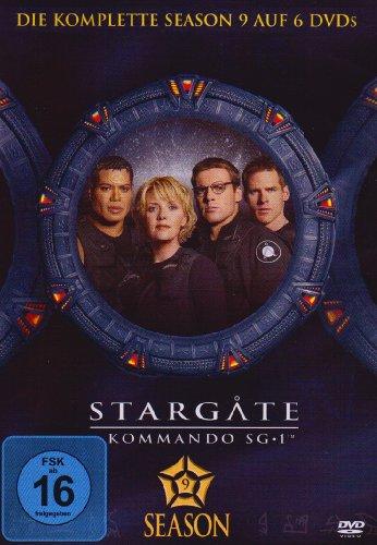 Stargate Kommando SG 1 - Season 9 Box (6 DVDs)