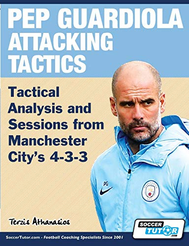 Zoom IMG-1 pep guardiola attacking tactics tactical