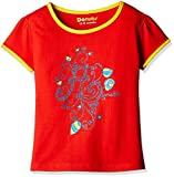 #10: Donuts Baby Girls T-Shirt (267622458_Red_18M)