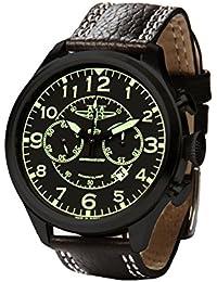 Moscow Classic 3133-01841071 - Reloj , correa de cuero