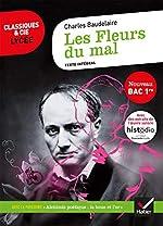 Les Fleurs du mal (Bac 2020) - Suivi du parcours « Alchimie poétique : la boue et l'or » de Baudelaire