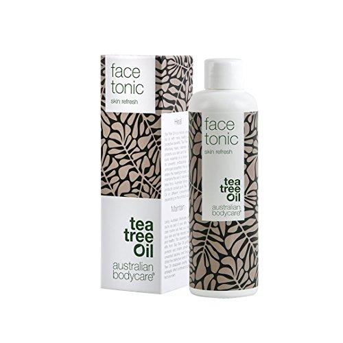 Australian Bodycare Face Tonic (150 ml) Gesichtstonic mit natürlichem Teebaumöl gegen Pickel,...