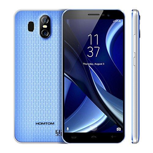 HOMTOM S16 Touch Teléfono Móvil de 5.5 Pulgadas 2 GB de RAM 16 GB de ROM Cámara Trasera 13MP + Cámara Frontal 8MP...