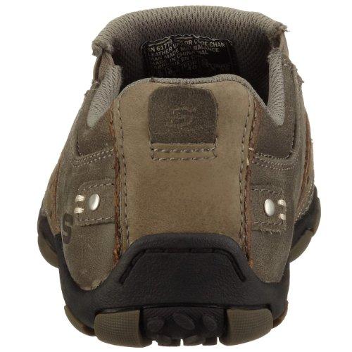 Skechers Diameter Heisman 61779, Scarpe basse uomo Grigio (Grau/CHAR)