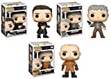 Funko POP! Blade Runner 2049: Officer K + Deckard + Sapper - Stylized Vinyl Figure Set NEW