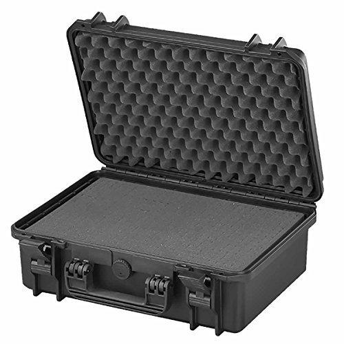 Plastica Panaro MAX300S wasser- und staubdichter Koffer (336x300xH148mm) schwarz - 2