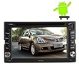 Pupug 2 DIN en el tablero de Android 4.2 coches reproductor de DVD de navegaci¨n GPS para NISSAN X-Trail Pathfinder Qashqai Tiida Navara radio auto est¨¦reo Bluetooth de doble n¨²cleo PC capacitiva