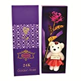 Best Gifts Gold - Skylofts 24K Pink Rose with I Love You Review