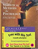 Statistical Methods for Psychology by David C. Howell (2001-06-29)