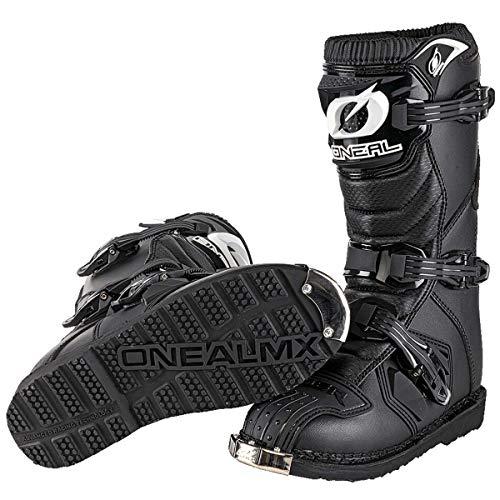 O'Neal Kids Rider Boot Schwarz Kinder MX Stiefel Moto Cross Enduro, 0324KR-1, Größe 37 - 3