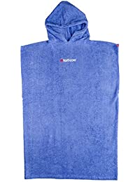 Northcore Beach Basha Poncho / Changing Robe BLUE NOCO24B