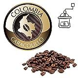 Café Oro Gourmet Colombia Caracolillo Tueste Natural 1000g - En Grano para moler al gusto