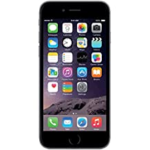 "Apple iPhone 6 - Smartphone libre iOS (pantalla 4.7"", cámara 8 Mp, 64 GB, Dual-Core 1.4 GHz, 1 GB RAM), gris espacial"