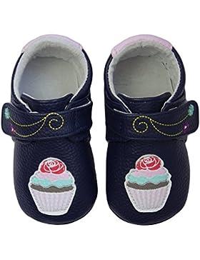 Rose & Chocolat RCM Sweet Tea Baby Mädchen Lauflernschuhe Sneaker