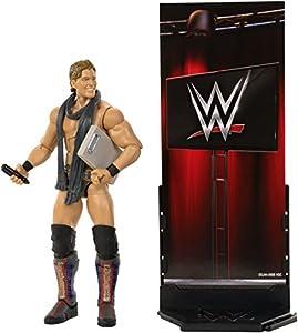 WWE- Figura Deluxe Chris Jericho (Mattel DXJ44)