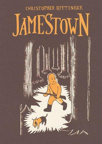 Jamestown : Un roman graphique d'après l'histoire de la première colonie anglaise en amérique