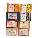 Khadi Mauri Herbal Soaps Assorted Pack o...